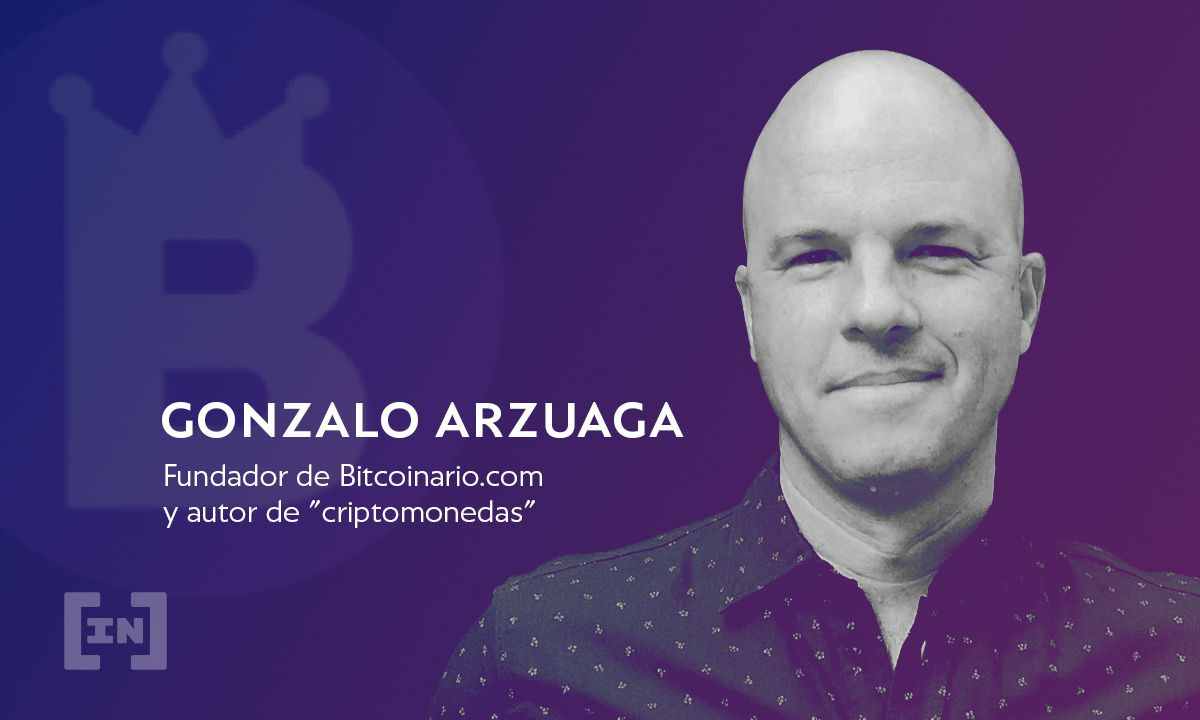 Desde el dotcom hasta Bitcoin ¿el precio de BTC es justificable? Gonzalo Arzuaga
