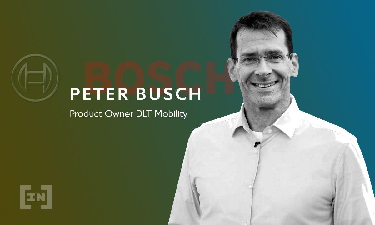 Estrategias de IoT y movilidad del Grupo BOSCH con Peter Busch