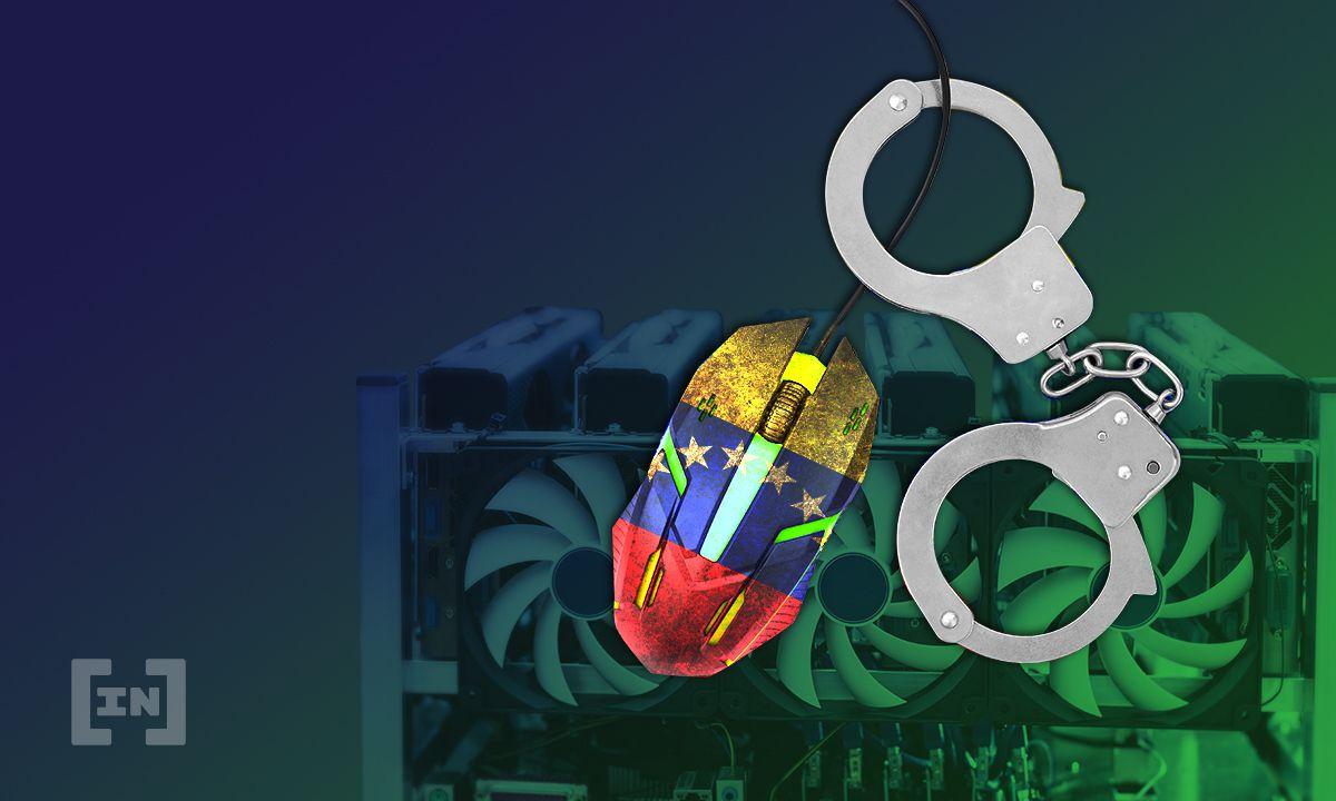 Venezuela incauta más de 400 maquinas de minería de Bitcoin