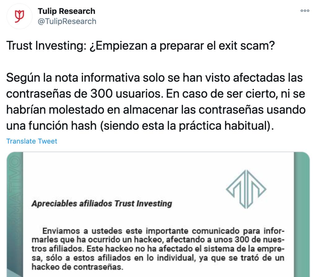 Tulip Research