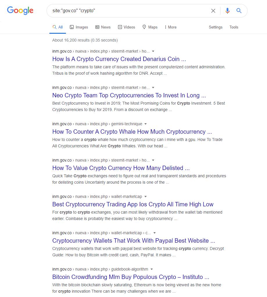 site  gov.co   crypto  Google Search e mais 7 paginas Pessoal %E2%80%94 Microsoft%E2%80%8B Edge 25 01 2021 19 50 51 2