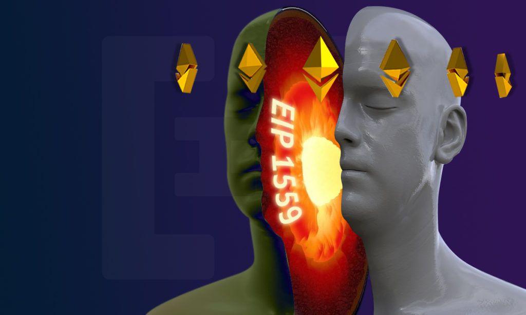 Halving Ethereum EIP 1559