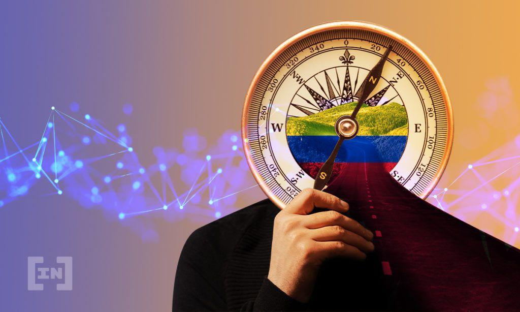 Colombia blockchain