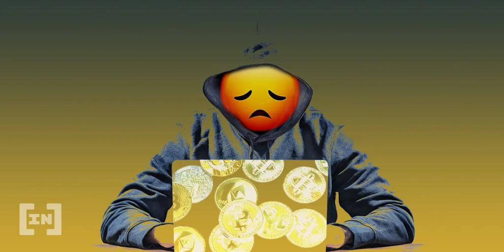 Hack con criptomonedas