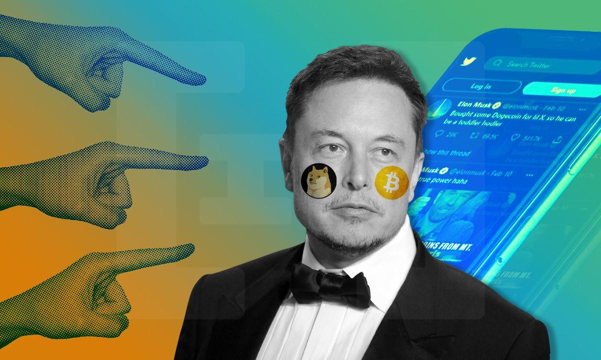 Elon Musk despotrica contra Bitcoin en Twitter y sugiere que podría vender su BTC
