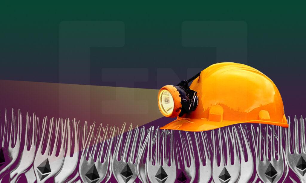 Ethereum fork por conflicto mineros
