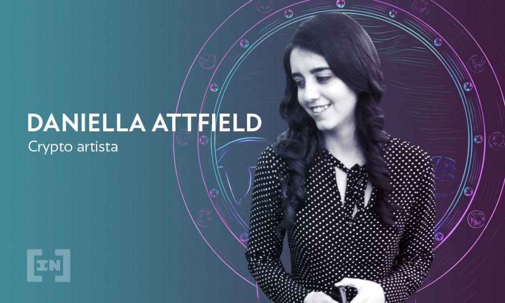 Daniella Attfield crypto art