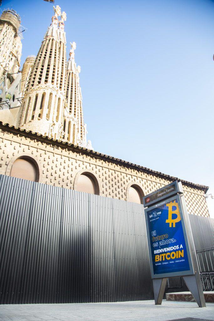 Barcelona Sagrada Familia Bit2Me 1