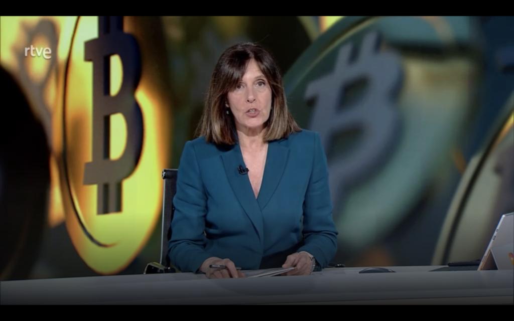 RTVE Bitcoin