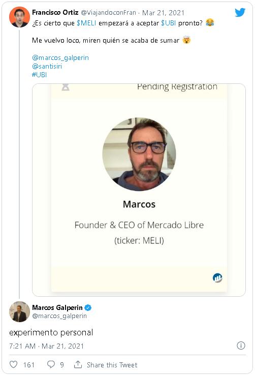 marcos galperin tweet proofofhumanity