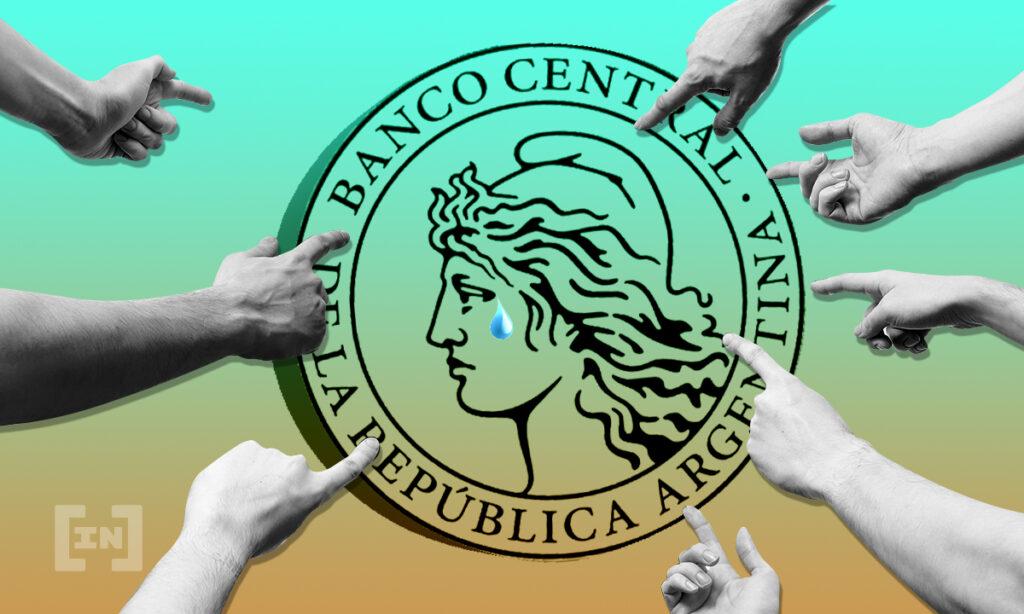 BCRA denunciado por abogado argentino