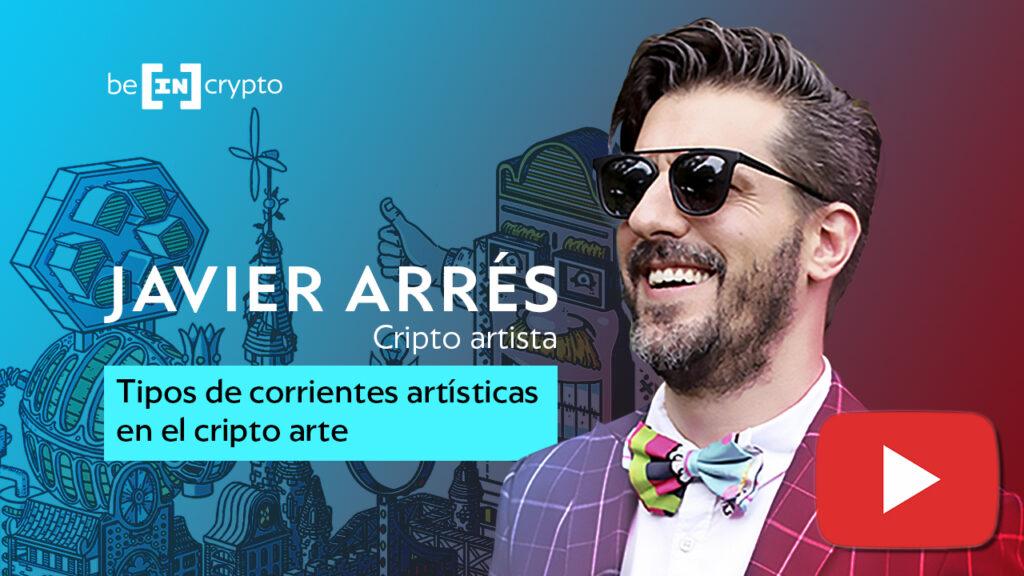 Javier Arrés Crypto art