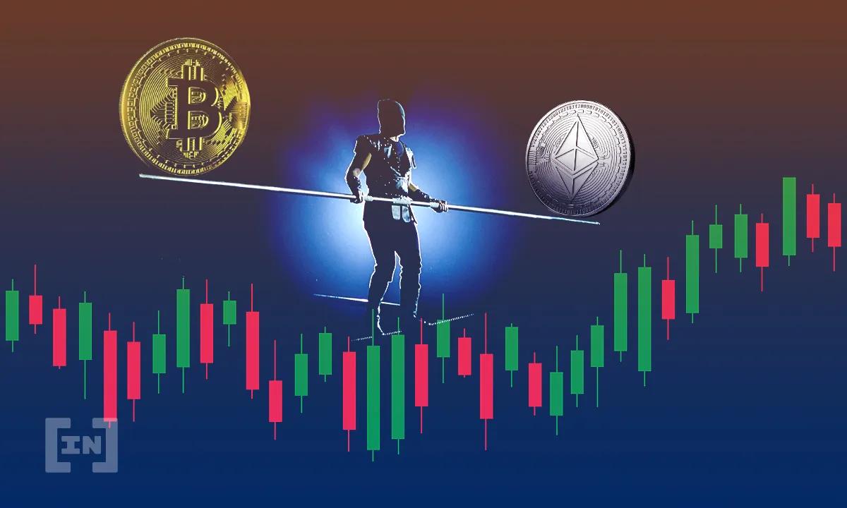 Ethereum alcanza la mitad de la capitalización de mercado de Bitcoin