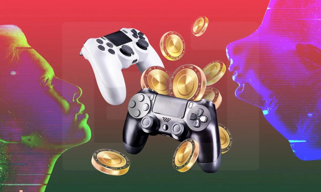 Videojuegos Bitcoin