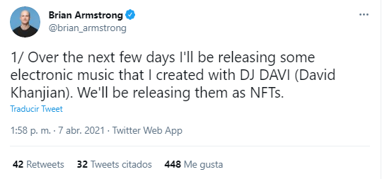 armstrong nft 1