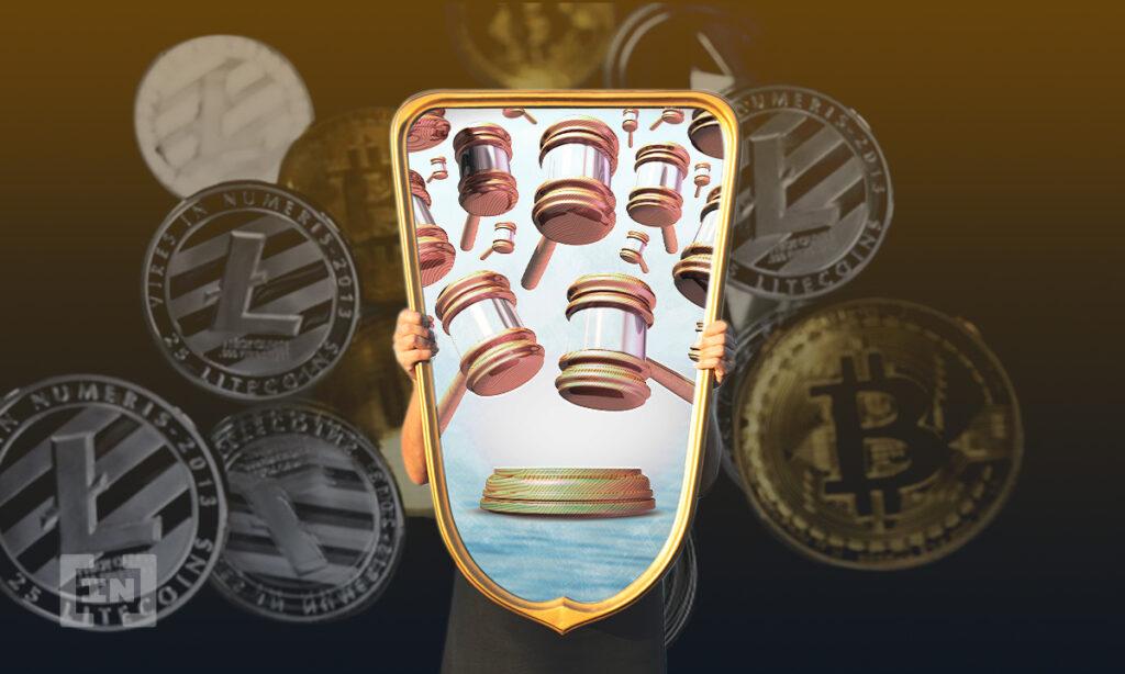 Regulación de criptomonedas