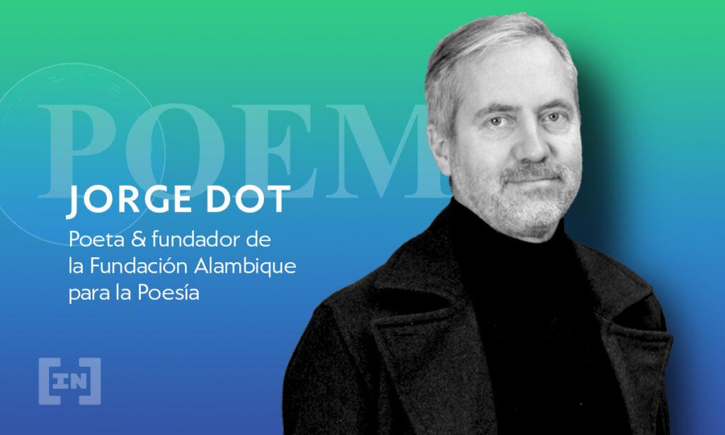 Jorge Dot tokenizacion poesía